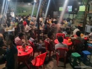 Mandalay - beer bar 2