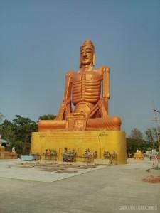 Mandalay - modern art buddha