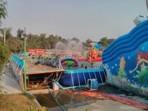 Mandalay - water world