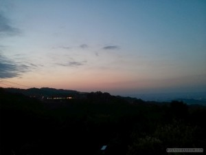 Maokong sunset 1
