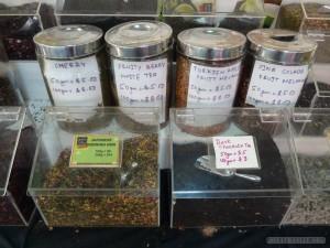 Melbourne - Queen Victoria Market teas