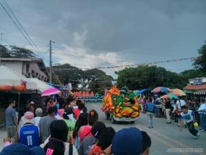 Moalboal - fiesta parade 1