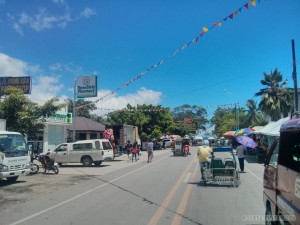 Moalboal - street view