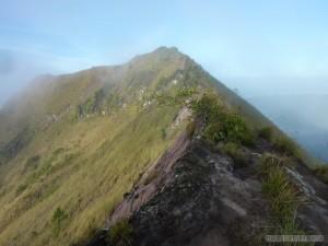 Mount Batur - mountain trail 4