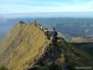 Mount Batur - mountain trail 5