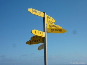 NZ North Island - Cape Reinga directions