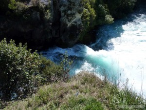 NZ North Island - Ruka Falls 2