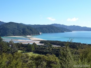NZ South Island - Able Tasman scenery 1
