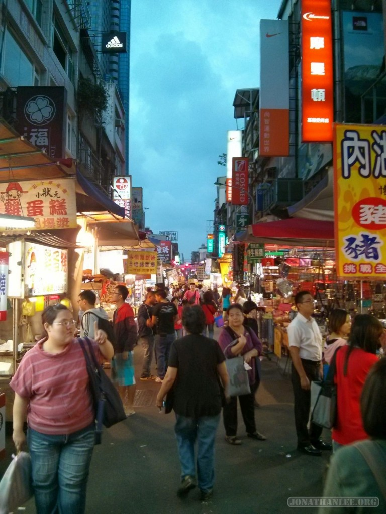 Night Market - Keelung night market 1