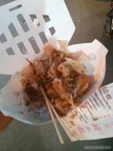 Night Market - takoyaki 2