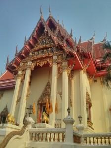 Nong Khai - Wat Phochai 2