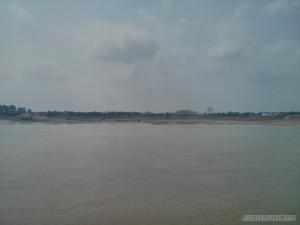Nong Khai - river view 2