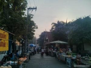 Nong Khai - riverside market view 2