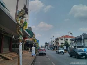 Nong Khai - street view 1