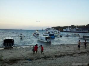 Padang Bai - beach 1