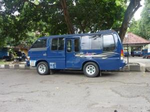 Padang Bai - bemo
