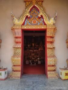 Pai - Chedi Phra That Mae Yen 2