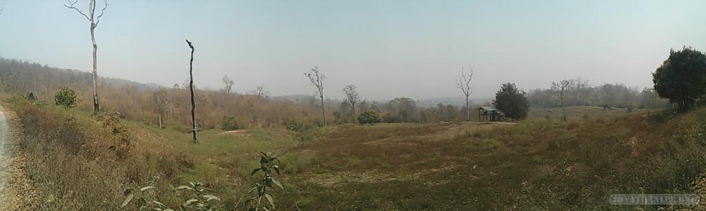 panorama Pai biking view