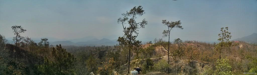 panorama Pai canyon 4