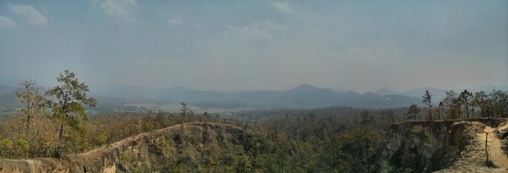 panorama Pai canyon 5