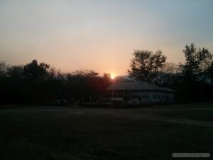 Pai - sunset