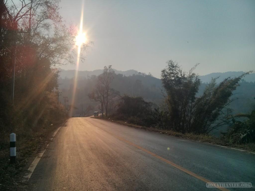 Pai to Pang Mapha - road 4