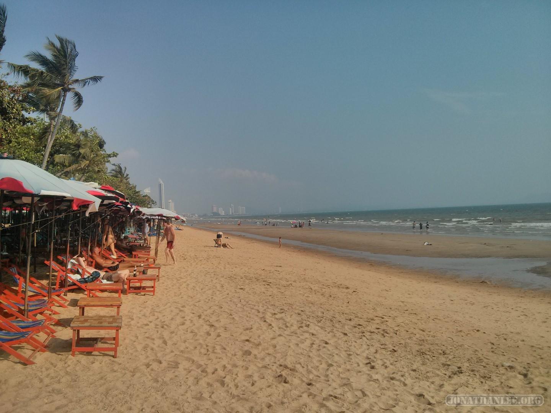 Pattaya - Jomtien beach 1 ...