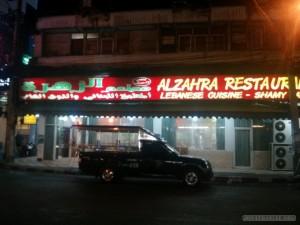 Pattaya - Lebanese restaurant