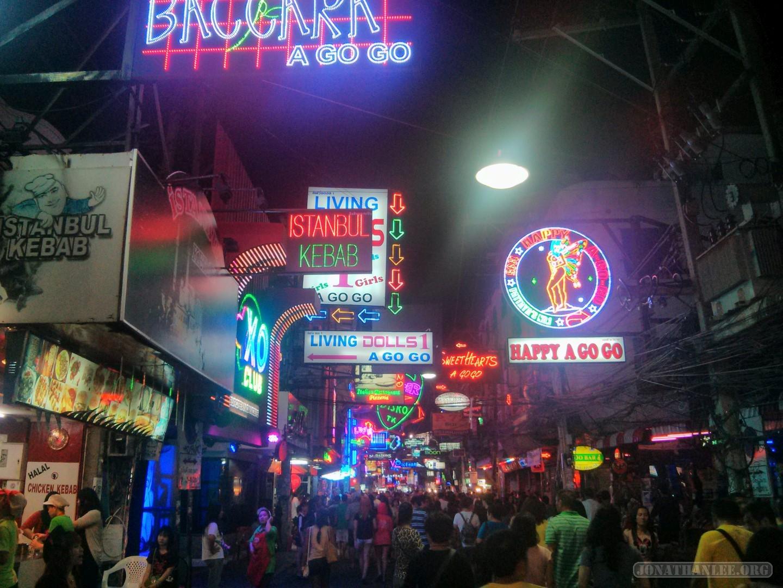 Pattaya - nightlife 2