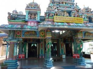 Penang - Hindu temple