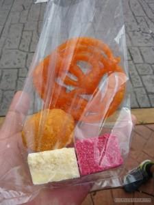 Penang - Indian snacks