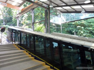 Penang - Penang hill cable car