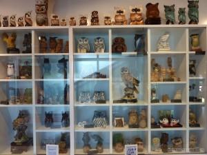 Penang - Penang hill owl museum 1