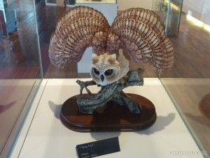 Penang - Penang hill owl museum