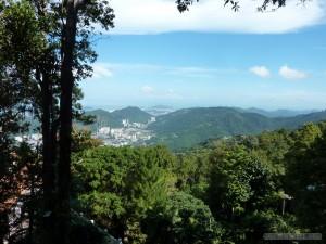 Penang - Penang hill view