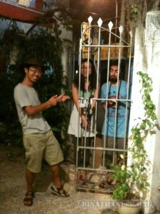 Penang - hostel with friends 1