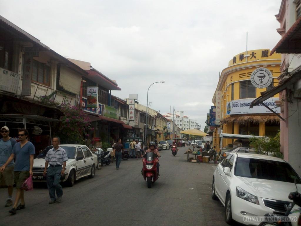Penang - street view 1