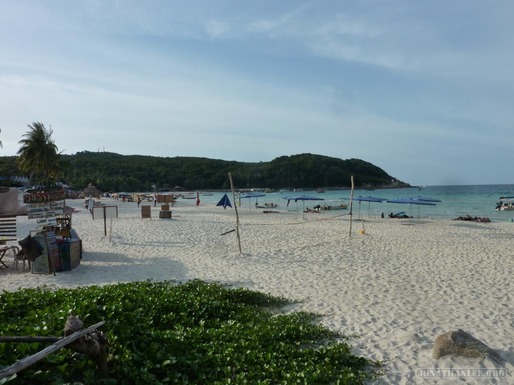Perhentian Islands - scenery