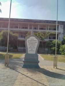 Phnom Penh - Toul Sleng memorial