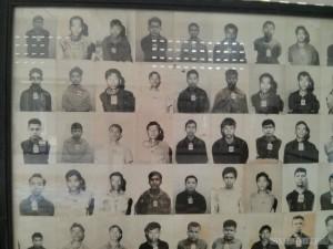 Phnom Penh - Toul Sleng victims 2