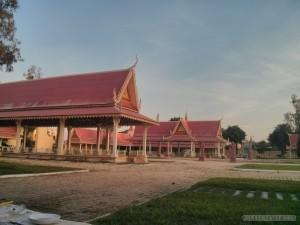 Phnom Penh - buddhist park 1