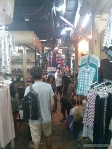 Phnom Penh - russian market 1
