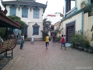 Phnom Penh - sepak takraw
