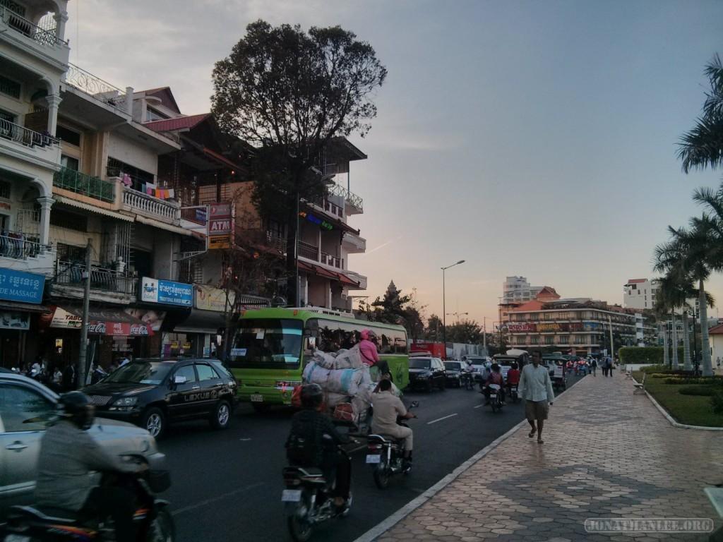 Phnom Penh - street 2