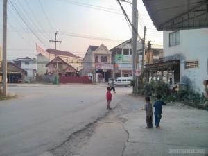 Phonsavan - street view