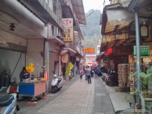 Pingxi old street 2