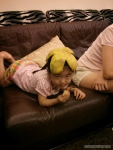 Pomelo - pomelo hat adorable girl