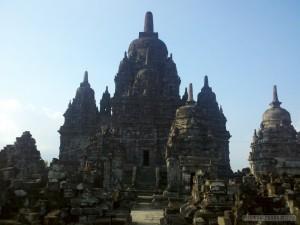 Prambanan - Candi Sewu landscape 1