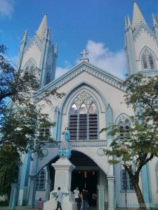Puerto Princesa - Immaculate conception cathedral