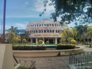 Puerto Princesa - Palawan capital building